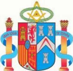 Escudo de la Gran Logia de España