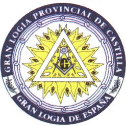 Escudo de la Gran Logia Provincial de Castilla